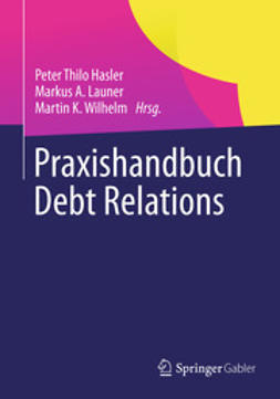 Hasler, Peter Thilo - Praxishandbuch Debt Relations, ebook