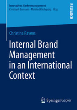 Ravens, Christina - Internal Brand Management in an International Context, e-bok