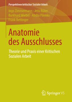 Zimmermann, Ingo - Anatomie des Ausschlusses, ebook