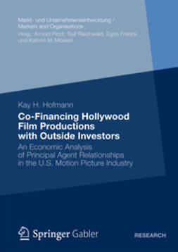 Hofmann, Kay H. - Co-Financing Hollywood Film Productions with Outside Investors, ebook