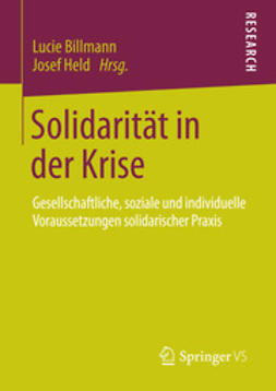 Billmann, Lucie - Solidarität in der Krise, ebook