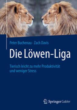 Buchenau, Peter - Die Löwen-Liga, e-bok