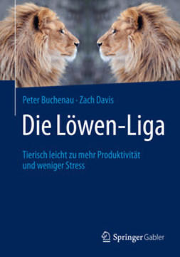 Buchenau, Peter - Die Löwen-Liga, e-kirja
