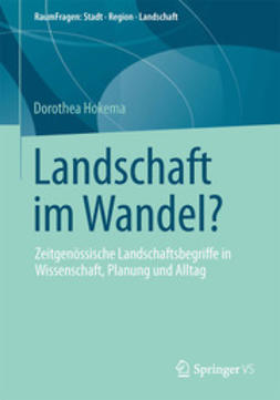 Hokema, Dorothea - Landschaft im Wandel?, ebook