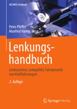 Pfeffer, Peter - Lenkungshandbuch, e-bok
