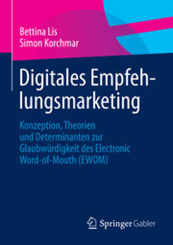 Lis, Bettina - Digitales Empfehlungsmarketing, ebook