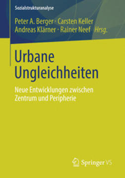 Berger, Peter A. - Urbane Ungleichheiten, ebook