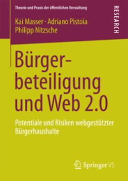 Masser, Kai - Bürgerbeteiligung und Web 2.0, ebook