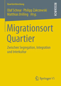 Schnur, Olaf - Migrationsort Quartier, ebook