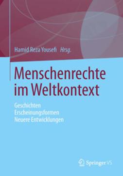Yousefi, Hamid Reza - Menschenrechte im Weltkontext, ebook