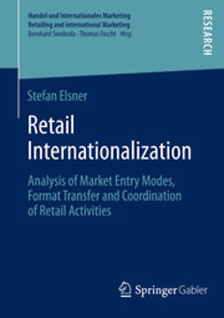 Elsner, Stefan - Retail Internationalization, ebook