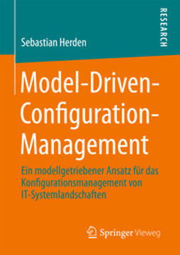 Herden, Sebastian - Model-Driven-Configuration-Management, e-bok