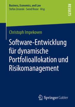 Impekoven, Christoph - Software-Entwicklung für dynamische Portfolioallokation und Risikomanagement, ebook