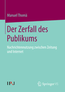 Thomä, Manuel - Der Zerfall des Publikums, ebook
