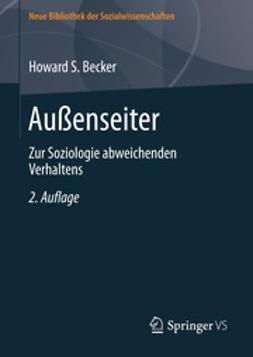 Becker, Howard S. - Außenseiter, ebook