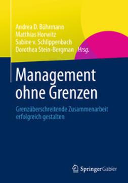 D., Bührmann Andrea - Management ohne Grenzen, e-bok