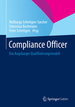 Schettgen-Sarcher, Walburga - Compliance Officer, ebook