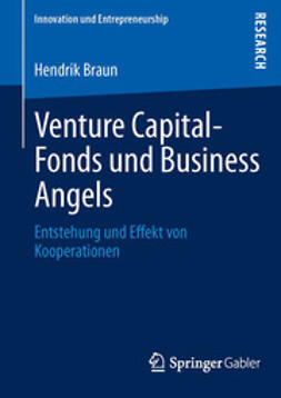 Braun, Hendrik - Venture Capital-Fonds und Business Angels, ebook