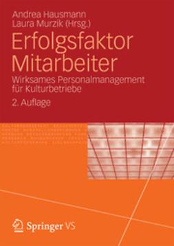 Hausmann, Andrea - Erfolgsfaktor Mitarbeiter, ebook