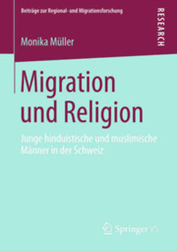 Müller, Monika - Migration und Religion, e-kirja