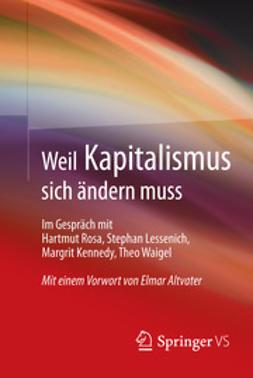 Rosa, Hartmut - Weil Kapitalismus sich ändern muss, ebook
