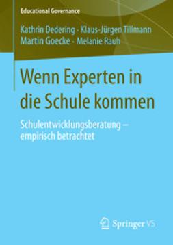Dedering, Kathrin - Wenn Experten in die Schule kommen, ebook