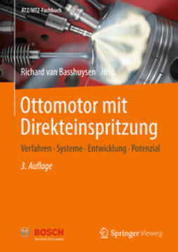Basshuysen, Richard - Ottomotor mit Direkteinspritzung, ebook