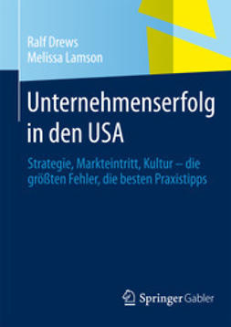 Drews, Ralf - Unternehmenserfolg in den USA, ebook