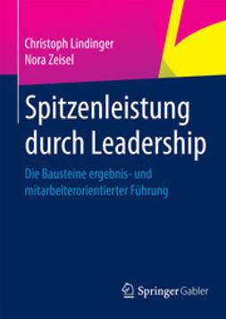 Lindinger, Christoph - Spitzenleistung durch Leadership, e-bok