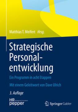 Meifert, Matthias T. - Strategische Personalentwicklung, ebook