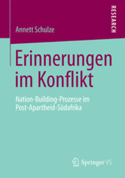 Schulze, Annett - Erinnerungen im Konflikt, ebook