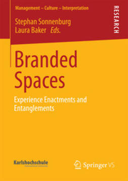 Sonnenburg, Stephan - Branded Spaces, ebook