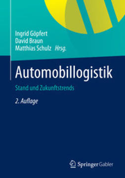 Göpfert, Ingrid - Automobillogistik, ebook