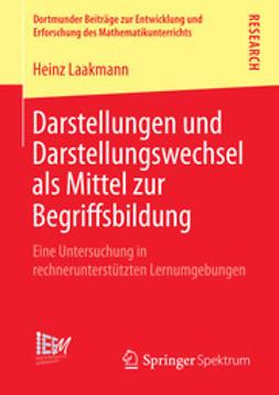 Laakmann, Heinz - Darstellungen und Darstellungswechsel als Mittel zur Begriffsbildung, ebook