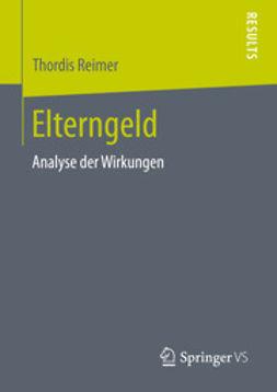 Reimer, Thordis - Elterngeld, ebook