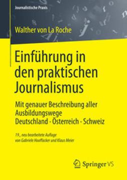 Roche, Walther La - Einführung in den praktischen Journalismus, ebook