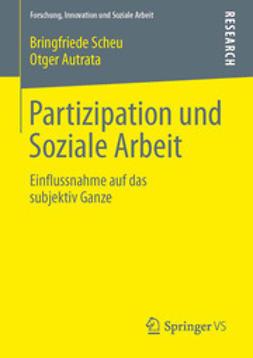Scheu, Bringfriede - Partizipation und Soziale Arbeit, ebook