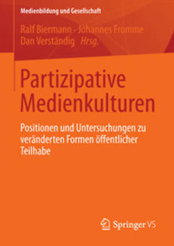 Biermann, Ralf - Partizipative Medienkulturen, ebook