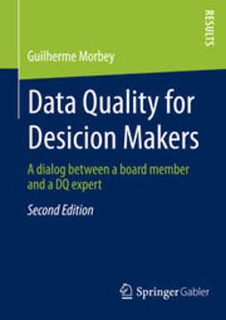 Morbey, Guilherme - Data Quality for Desicion Makers, ebook