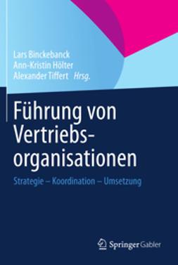 Binckebanck, Lars - Führung von Vertriebsorganisationen, ebook