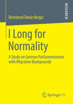 Nergiz, Devrimsel Deniz - I Long for Normality, ebook