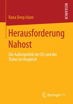 Islam, Rana Deep - Herausforderung Nahost, ebook