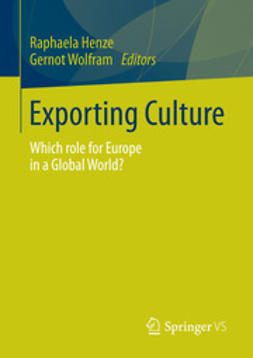 Henze, Raphaela - Exporting Culture, e-bok