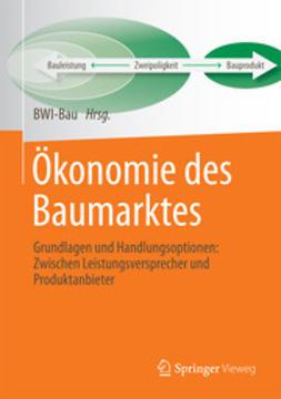 - Ökonomie des Baumarktes, e-bok