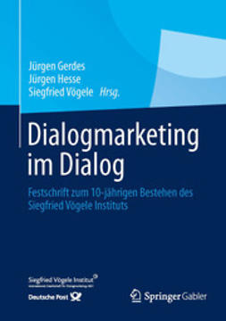 Gerdes, Jürgen - Dialogmarketing im Dialog, ebook