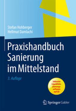 Hohberger, Stefan - Praxishandbuch Sanierung im Mittelstand, ebook