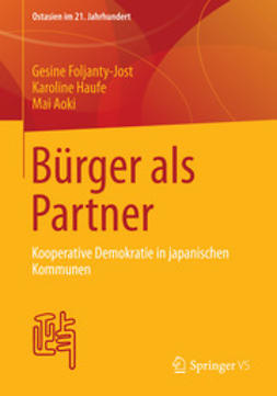 Foljanty-Jost, Gesine - Bürger als Partner, ebook