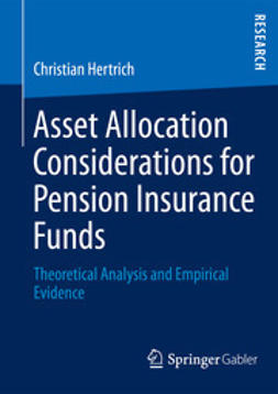 Hertrich, Christian - Asset Allocation Considerations for Pension Insurance Funds, e-bok