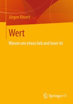 Ritsert, Jürgen - Wert, ebook