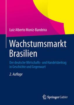 Moniz-Bandeira, Luiz Alberto - Wachstumsmarkt Brasilien, ebook